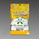 Green Roads CBD Shatter .5 G Pineapple Express