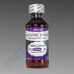 Green Roads Soothe Syrup Grape 4oz