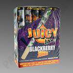 Juicy Jay's Blackberry Jones Flavored Cone