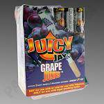 Juicy Jay's Grape Jones Flavored Cone