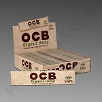 OCB Organic Hemp King Size 24ct Box