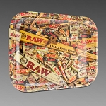 Raw Mix Large Rolling Tray