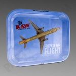 Raw Flying Large Rolling Tray
