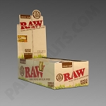 Raw Organic Hemp Single Wide Rolling Papers