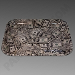 Skunk Brand Cash Large Rolling Tray