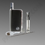 Wulf Duo Gunmetal Concentrate Vaporizer