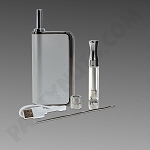 Wulf Duo Silver Concentrate Vaporizer