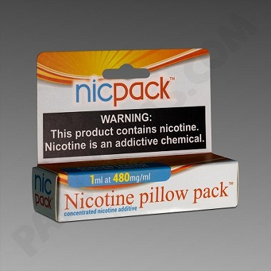 NicPack 1ml 480mg