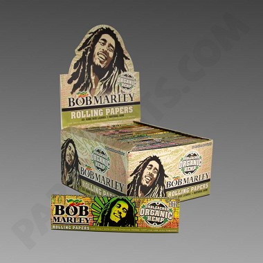 Bob Marley Organic Hemp King Size Rolling Papers
