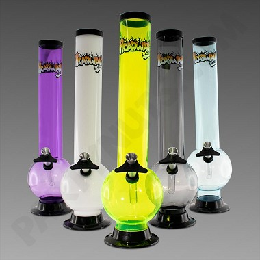 "Headway Water Pipe 14"" Bubble - Acrylic"