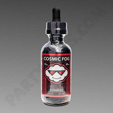 Sonrise 60 ML By Cosmic Fog (Zero Nicotine Only)