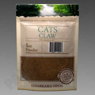 Remarkable Herbs - Cat's Claw 1 oz Powder