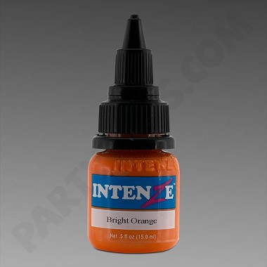 Intenze Ink 1/2oz Bright Orange