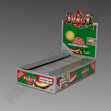 Juicy Jay's 1 1/4 Watermelon Superfine Flavored Papers