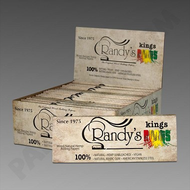 Randy's Roots Organic Wired Paper King Size