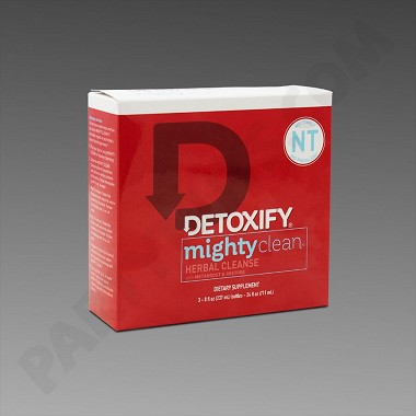 Detoxify Mighty Clean Herbal Cleanse