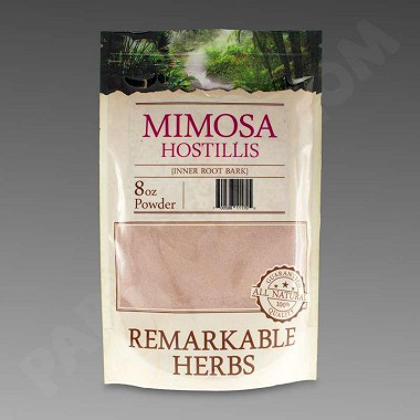 Mimosa Hostillis 8 oz Remarkable Herbs