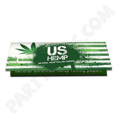 US Hemp - Hemp Rolling Papers