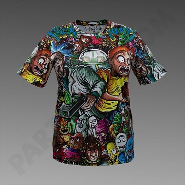 Rick N Morty T-Shirt