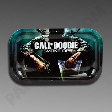Rolling Tray Med Call of Doobie