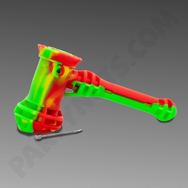 Silicone Bubbler - Hammer - Asst Colors