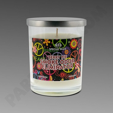 Special Blue Berry Pie Candle 14.8oz