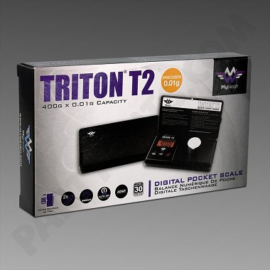 Triton T2 400 Digital Scale 400g - 0.01g
