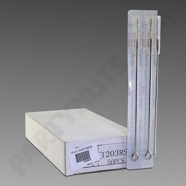 Tattoo Needles 3RS - Box of 50