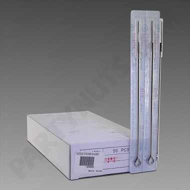 Tattoo Needles 5RS - Box of 50