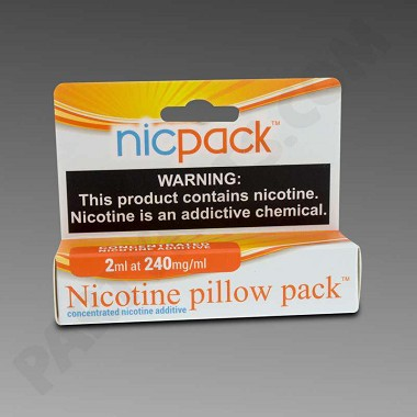 NicPack 2ml 240mg/ml