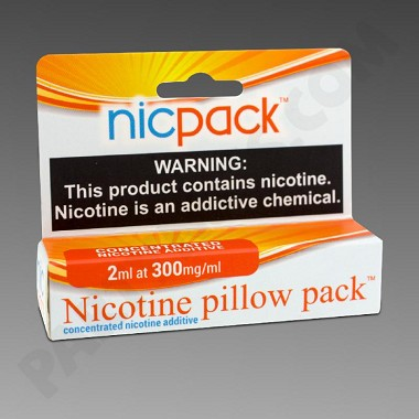 NicPack 2ml 300mg/ml