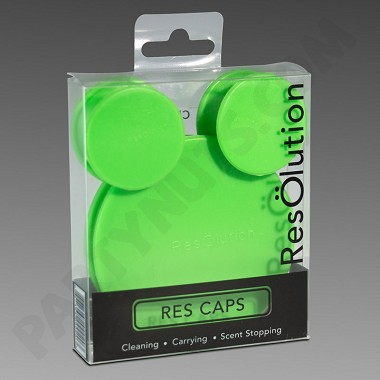 Resolution Res Caps Green